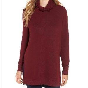 Madison & Berkeley tunic sweater